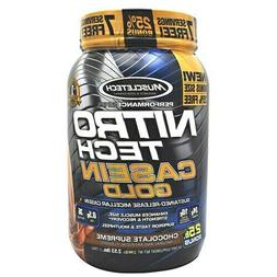 Muscletech Performance Series Nitro Tech Casein Gold Chocola