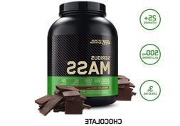 Serious Mass, Chocolate, 6.0 lb