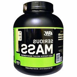 Optimum Nutrition Serious Mass Vanilla Weight Gain Protein P