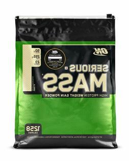 Optimum Nutrition Serious Mass Weight Gainer Protein Powder1
