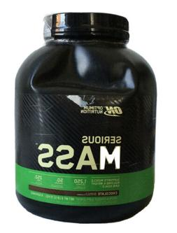 Optimum Nutrition Serious Mass Whey Protein Weight Gainer Ch
