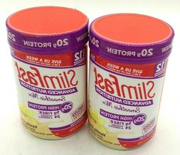Slim Fast Advanced Nutrition High Protein Smoothie Powder, V