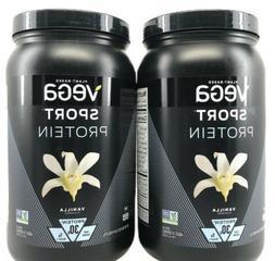Vega Sport Protein Vegan Powder - Vanilla 20.4 oz / 577 g