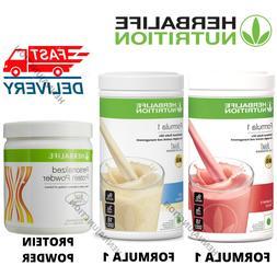 Herbalife Starter Kit 2x Formula 1 Shake + Protein Powder  |