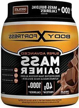 Body Fortress Super Advanced Whey Protein Powder Mass Gainer