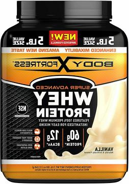 Body Fortress Super Advanced Whey Protein Powder, Gluten Fre