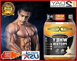 Body Fortress Super Advanced Whey Protein Powder Gluten Free