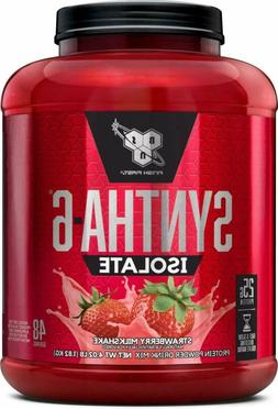 Bsn Syntha-6 Isolate Protein Powder, Whey Protein Isolate, M