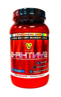 BSN Syntha-6 Protein 3.21 lbs BONUS SIZE Casein, Isolate, MC