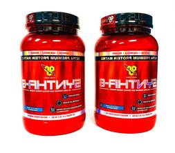 BSN Syntha-6 Sustained Release Protein 6.42 lbs 62 Servings