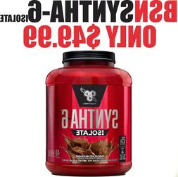 BSN Syntha-6 Syntha6 Isolate Protein Powder 4.02Lbs Better T