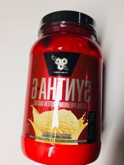 SYNTHA-6 Whey Protein Powder, Micellar Casein, Vanilla Ice C