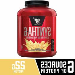 Bsn Syntha-6 Whey Protein Powder, Micellar Casein, Milk Prot