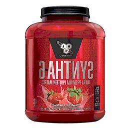 BSN SYNTHA-6 Whey Protein Powder Strawberry Milkshake 48 Ser