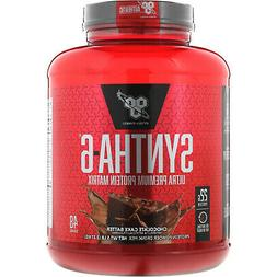 BSN Syntha-6 - 5.04 Lbs. - Chocolate Cake Batter - Exclusive
