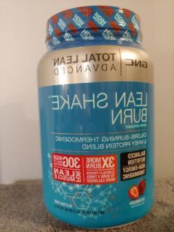 GNC Total Lean Advanced Lean Shake Burn - Strawberry  Calori
