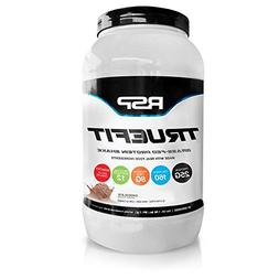 RSP TrueFit - Grass-Fed Lean Meal Replacement Protein Shake,