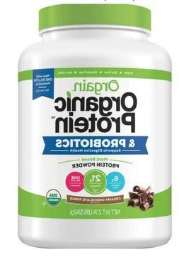 usda organic plant protein powder 2 74