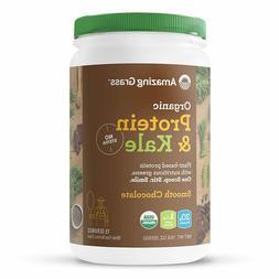 Amazing Grass Vegan Protein & Kale Powder Shake 20g Chocolat