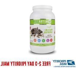 Nutraleaf  Vegan Protein & SuperFood - 2 Lbs - Organic Prote