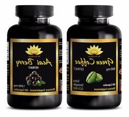 Weight loss protein powder - ACAI BERRY – GREEN COFFEE GCA