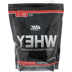 Optimum Nutrition  Whey  100  of Protein from Whey  Strawber