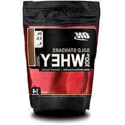 Optimum Nutrition Whey Isolate Protein Powder Chocolate Gold