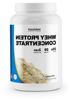 Nutricost Whey Protein Concentrate  2 LBS