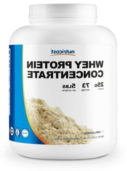 Nutricost Whey Protein Concentrate  5LBS - Premium Protein P