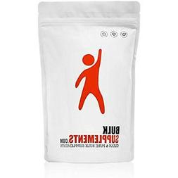 Whey Protein Powder Isolate by BulkSupplements  | Clean & Pu