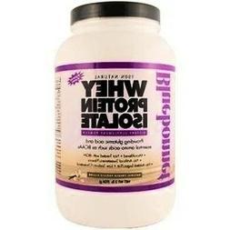Bluebonnet  Whey Protein Isolate French Vanilla - 2 lbs - Po