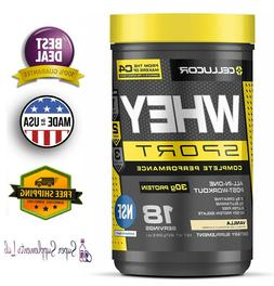 Cellucor Whey Protein Powder POST WORKOUT RECOVERY DRINK w/