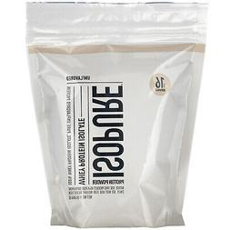 ISOPURE Whey Protein UNFLAVORED Powder 1 LB Bariatric Supple