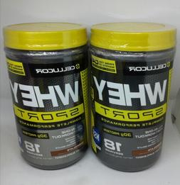 Cellucor Whey Sport Chocolate All-In-One Post-Workout Protei