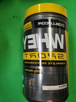 Cellucor Whey Sport Protein Powder Post Workout Recovery Whe