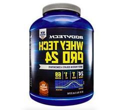 BodyTech Whey Tech Pro 24 - 5 lb Powder Rich Chocolate