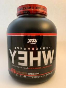 Performance Whey, 4.3 lb, Chocolate Shake