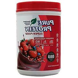 Worldwide Sports Pure Protein Super Food Mixed Berry Super F