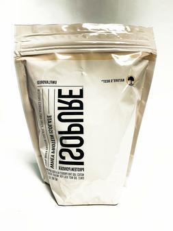 Isopure Zero Carb Keto-Friendly 100% Whey Protein Powder 1 l