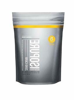 Isopure Zero Carb Protein Powder, 100% Whey Protein Isolate,
